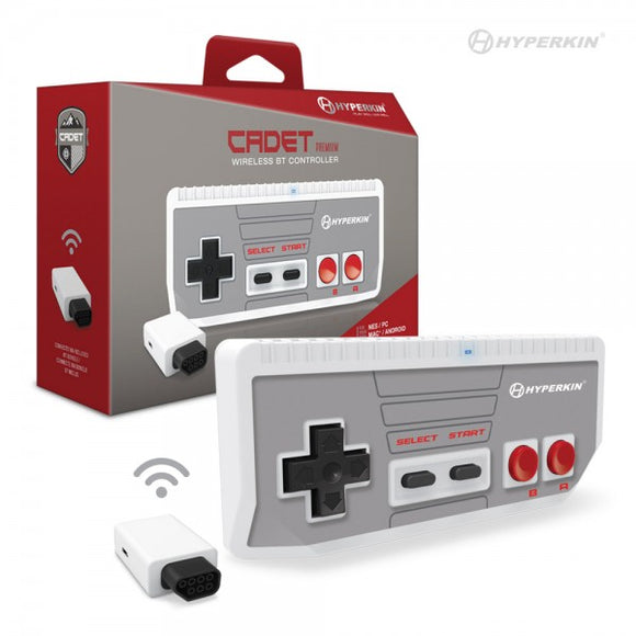 Cadet Premium Wireless Bluetooth NES Controller [Hyperkin]