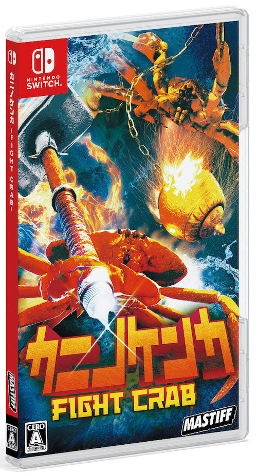 Fight Crab [JP Import] (Nintendo Switch)