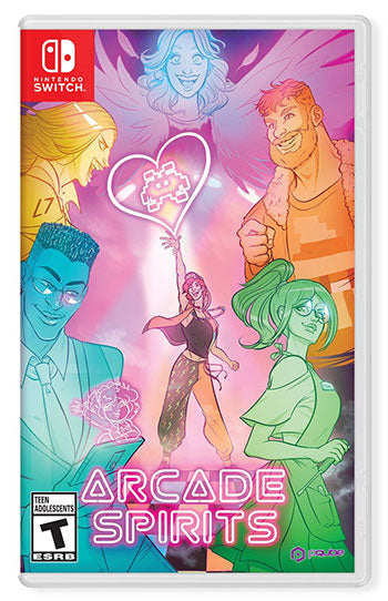 Arcade Spirits (Nintendo Switch)