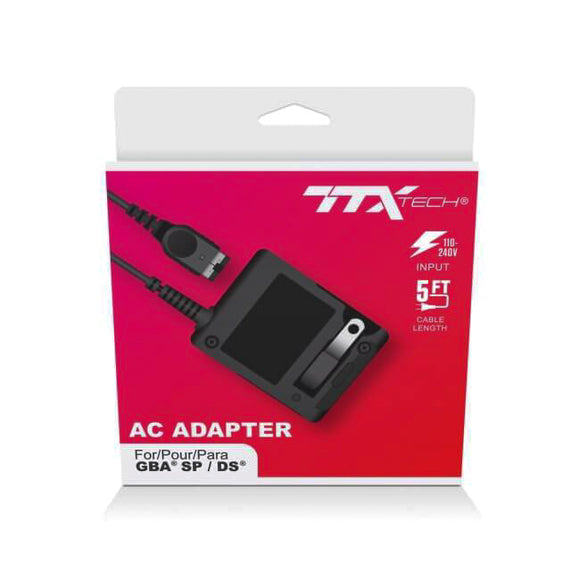 AC Adapter Game Boy Advance [TTX] (GBA SP / DS)