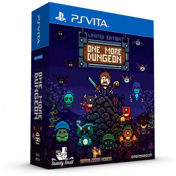 One More Dungeon (JP Import) (Playstation Vita / PSVITA)