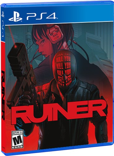 Ruiner [Special Reserve] (Playstation 4 / PS4)