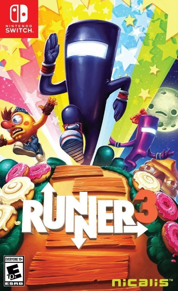 Runner3 (Nintendo Switch)
