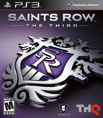 Saints Row: The Third (Playstation 3 / PS3)