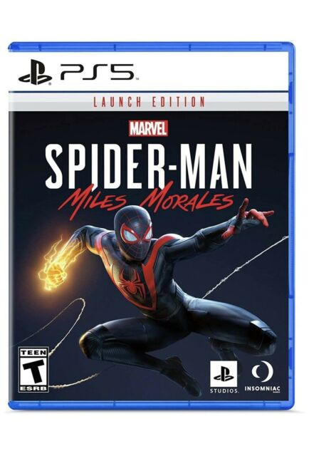 Marvel Spiderman: Miles Morales [Launch Edition] (Playstation 5 / PS5)