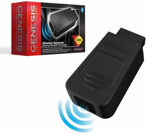 Wireless Receiver [Retro-Bit] (Genesis)