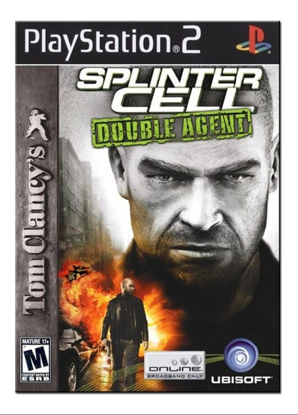 Splinter Cell Double Agent (Playstation 2 / PS2)