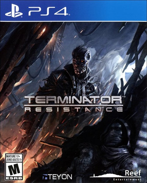 Terminator Resistance (Playstation 4 / PS4)