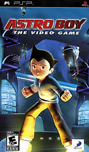 Astro Boy: The Video Game (Playstation Portable / PSP)