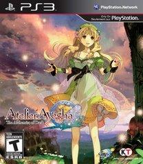 Atelier Ayesha: The Alchemist Of Dusk (Playstation 3 / PS3)