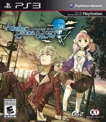 Atelier Escha & Logy: Alchemists of the Dusk Sky (Playstation 3 / PS3)
