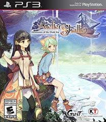 Atelier Shallie: Alchemists of the Dusk Sea (Playstation 3 / PS3)