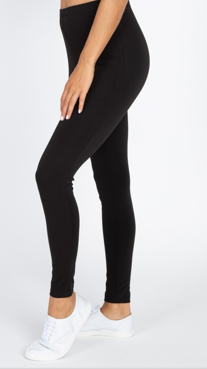 High Waist Leggings - Lookeble