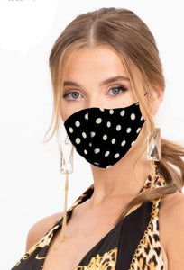Reusable Fashion Masks - Lookeble