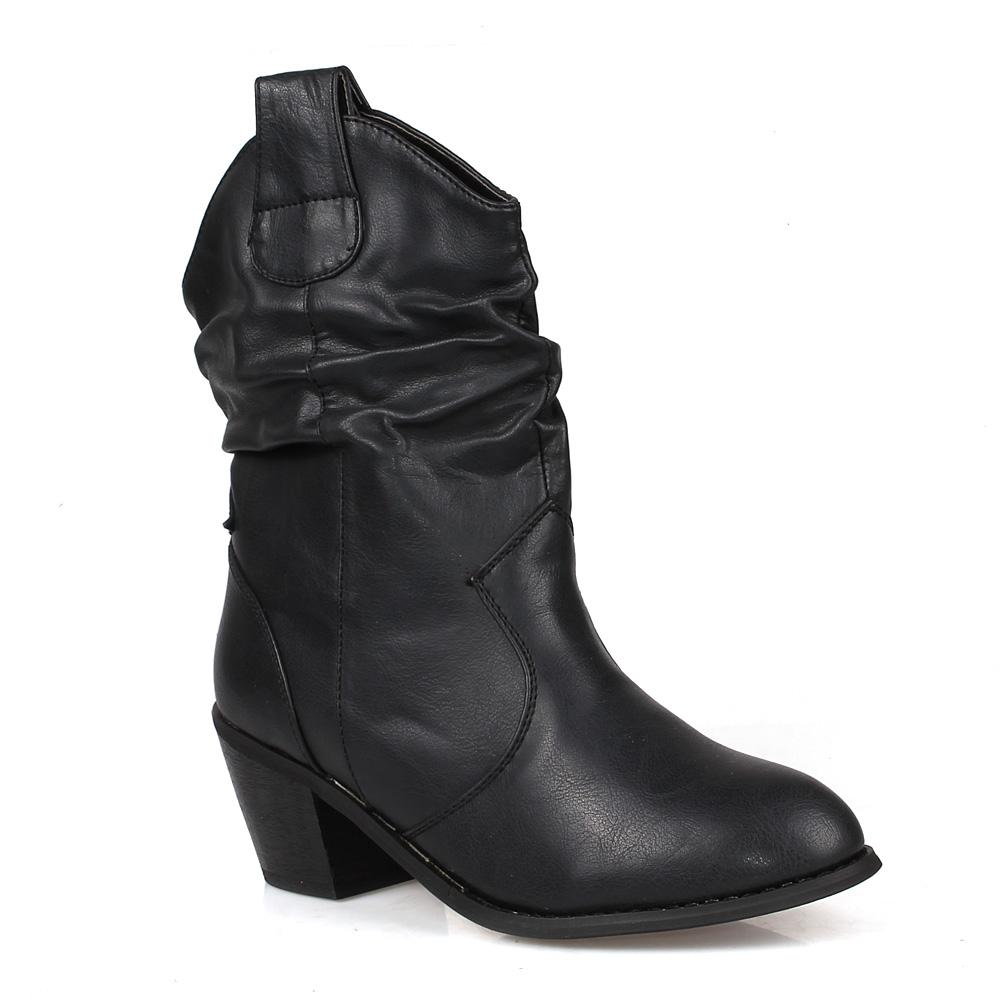 Western Booties - Lookeble