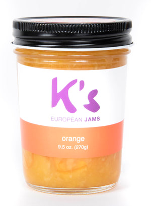 Orange Marmalade 8 oz