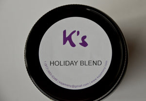 Holiday Blend 8 oz