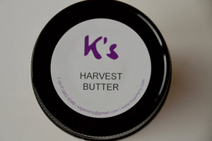 Harvest Butter 8 oz