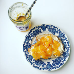 Gourmet European-Style Orange Marmalade, 8 oz.