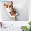Image of Chihuahua Wall Tapestry