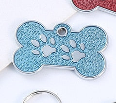 FREE Custom ID Tag Collar Tag