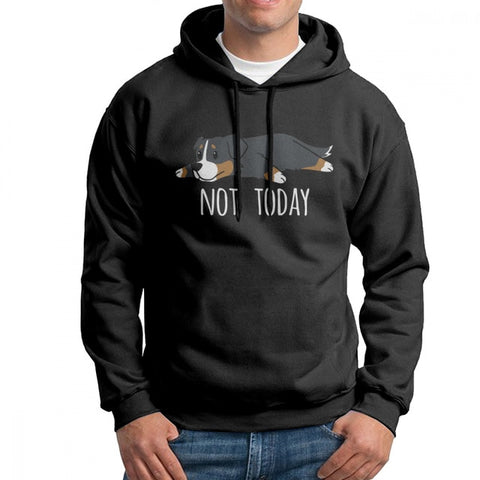 Funny Bernese Mountain Dog Hoodie