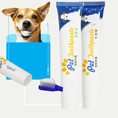FREE Edible Dog Teeth Whitening Toothpaste