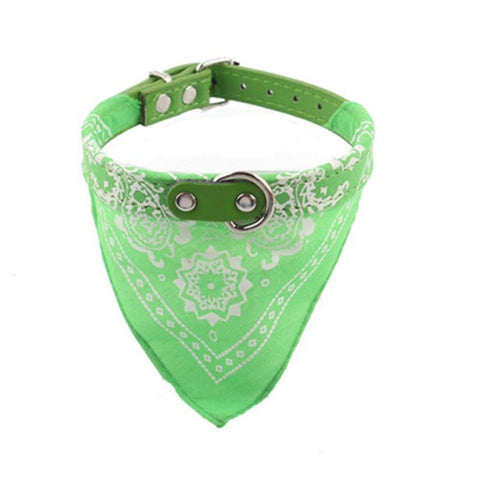 FREE Adjustable Dog Bandana Collar