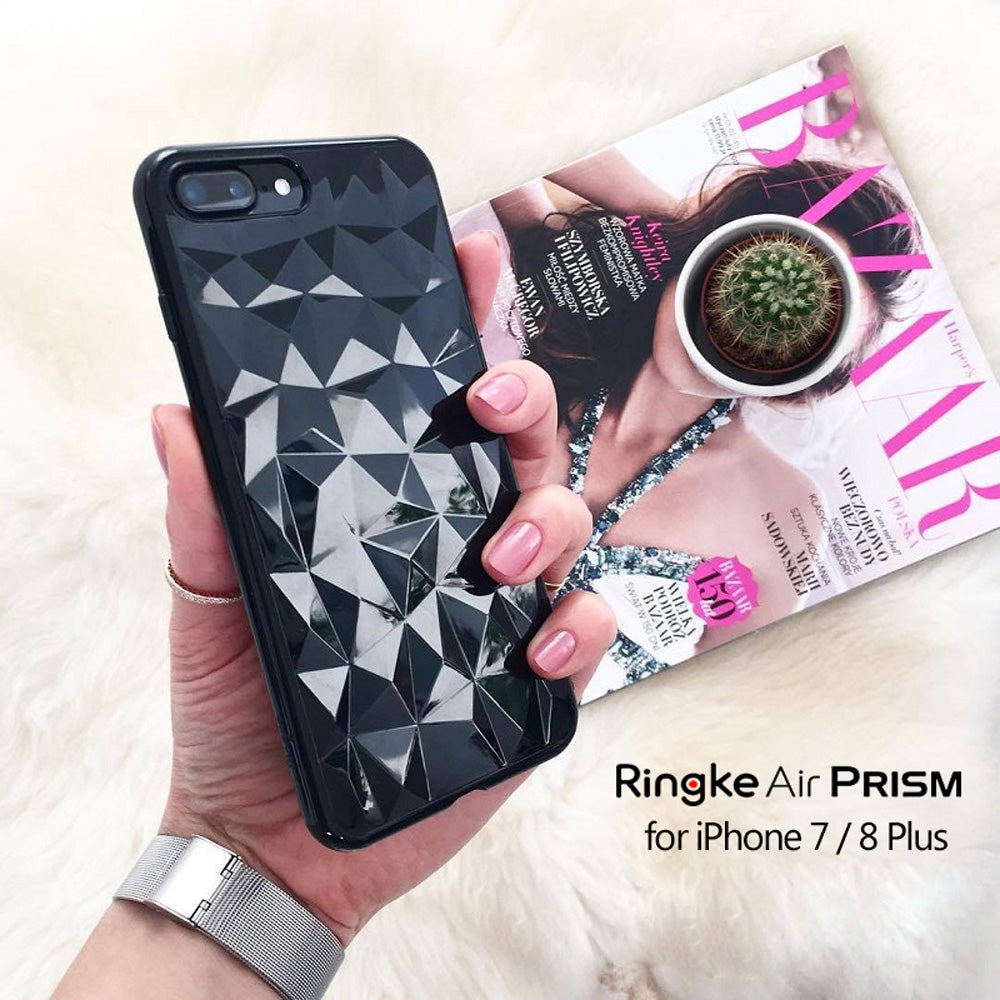Diamond Design TPU Case for iPhone