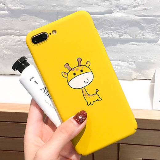 Cute Cartoon Case For iPhone