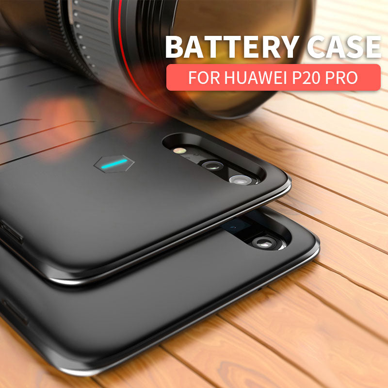 8200mah Ultra Thin Charger Case For Huawei P20 Pro