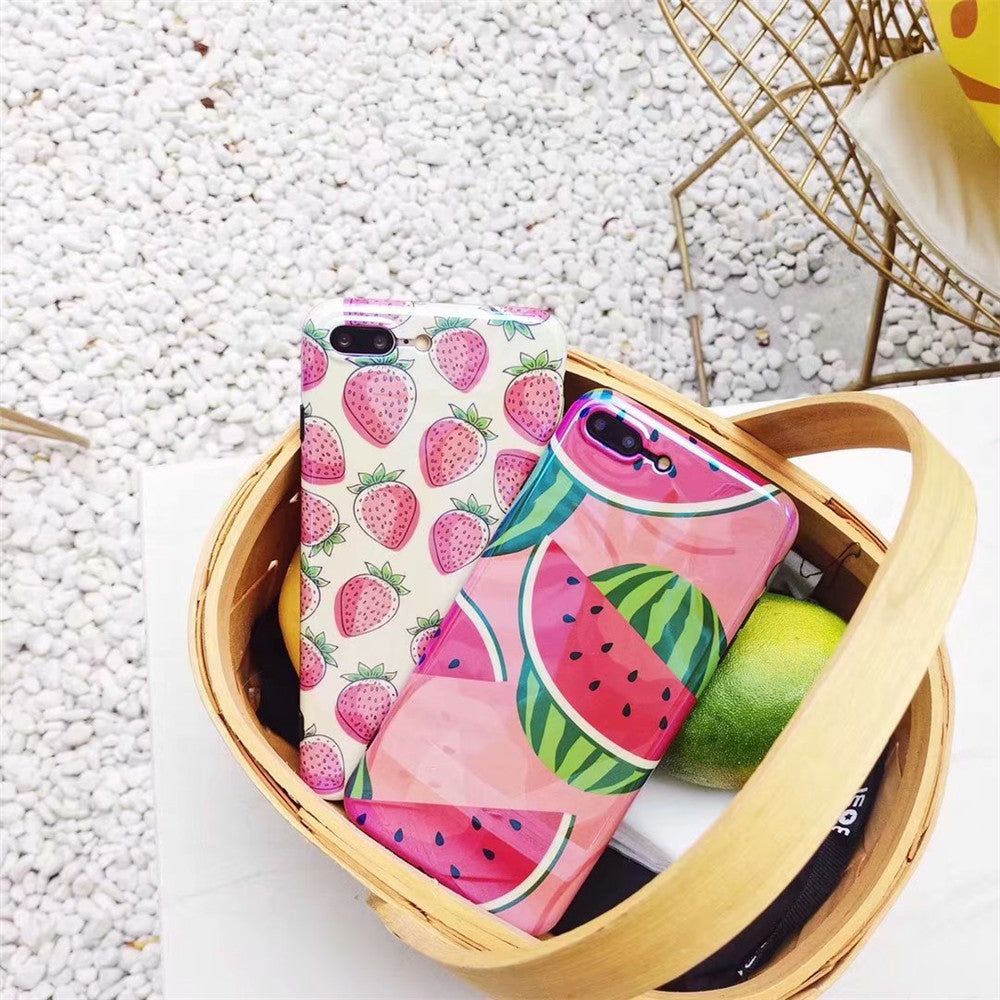 Hot Fresh Fruit Case For iPhone