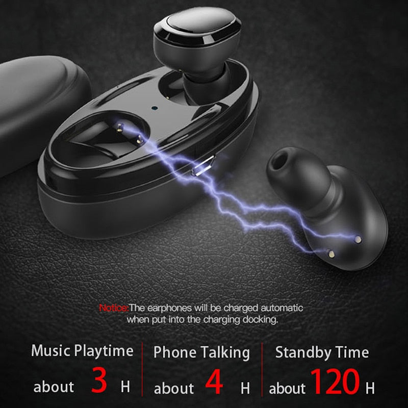Bluetooth Earphone Mini