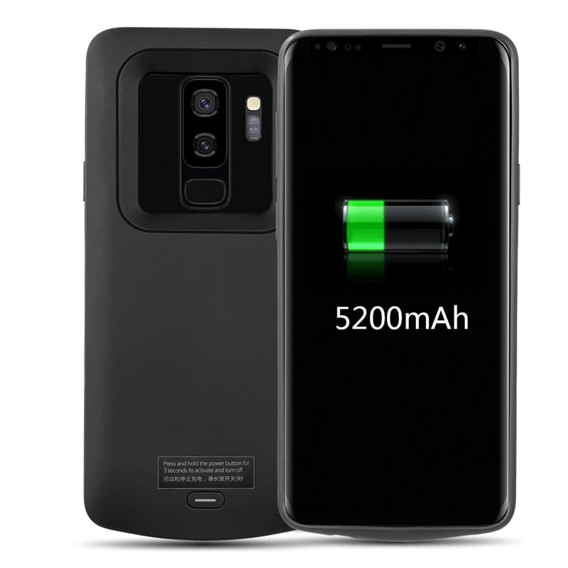 5200mAh Battery Charger Case for Samsung S9