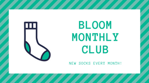 Bloom Monthly Club (Exclusive First Month Welcome Offer)