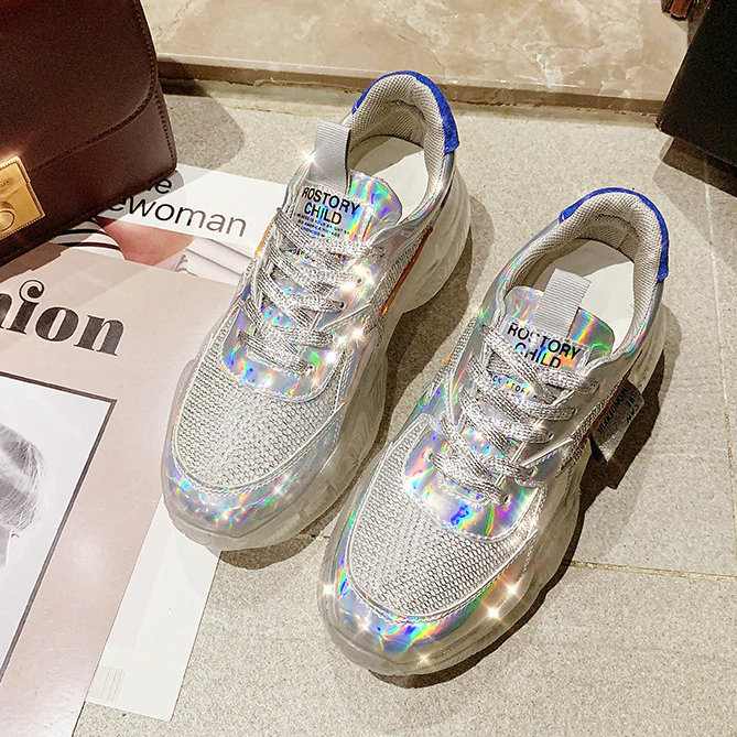 The Reflective Shoes