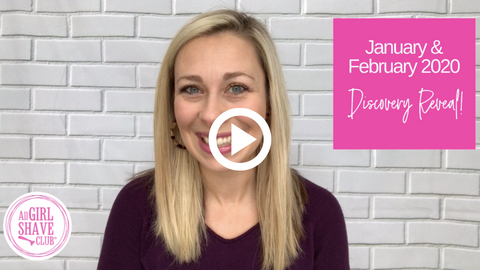 January February Discovery Bundle Box Reveal 2020