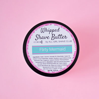 Flirty Mermaid Whipped Shave Butter