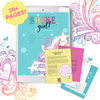 First Shave Guide & Activity e-Book (digital download)