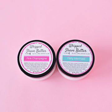 Shave Butter 2-pack (Build Your Own)