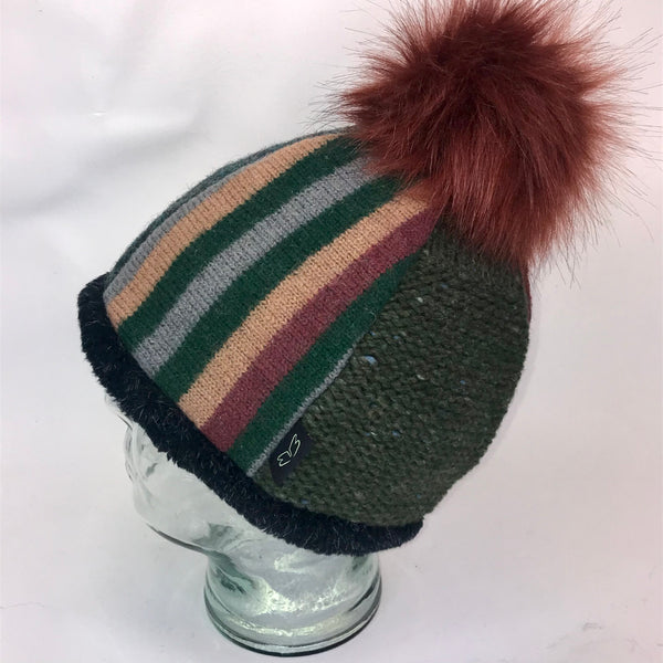 One of a Kind Pom Pom Hat 150