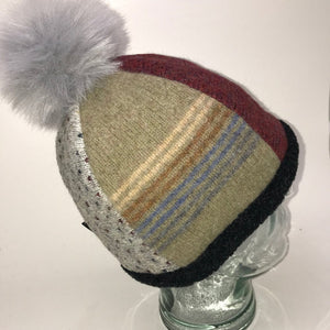 One of a Kind Pom Pom Hat 110