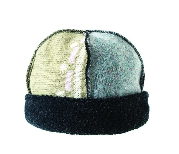 Women's Seamed Hat