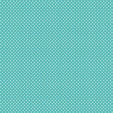 Garden Dots Aqua In The Beginning Fabrics