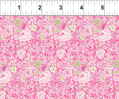 2GSE-4 Garden Delights Fabric