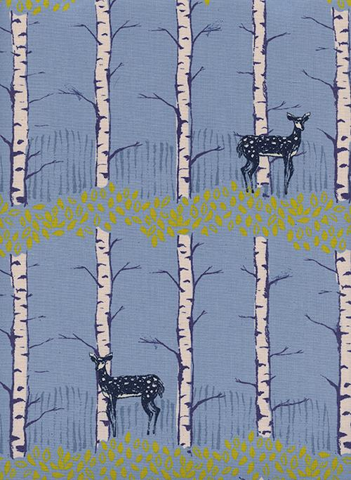 Frost Fawn Forest Blue