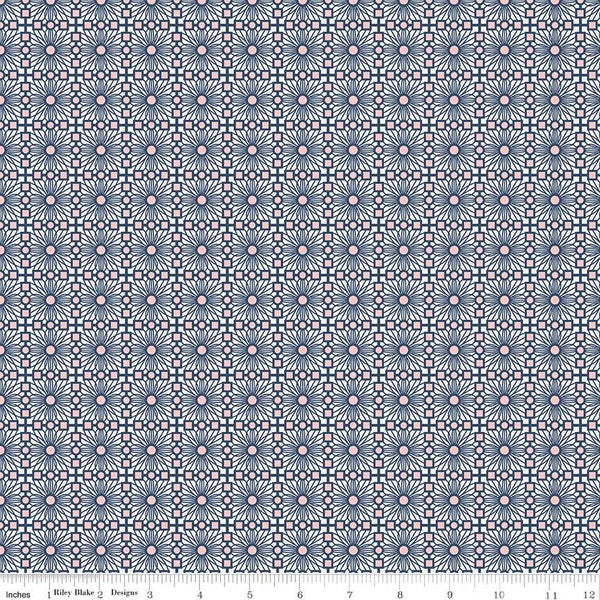 Lattice Dark Blue