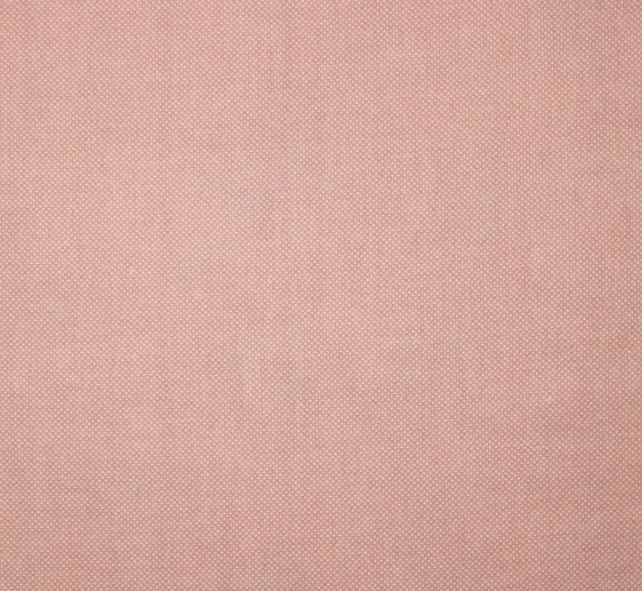 Kate Greenaway Cotton Fabric Solid Dot Blush