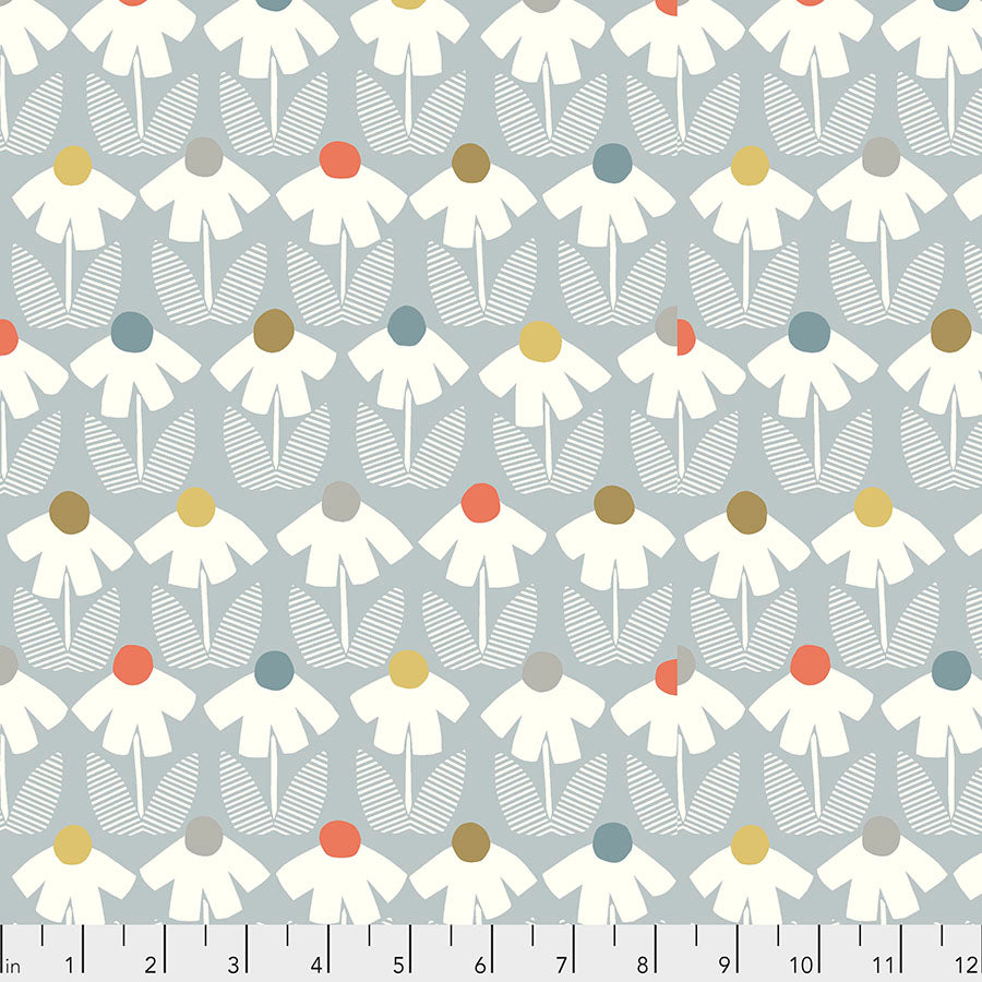 Scion Eloisa Eloisa Gray Fabric