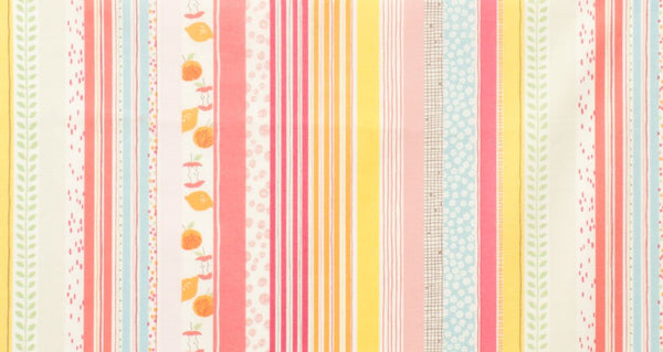 Friendly Stripe Sorbet